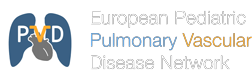 European Pediatric Pulmonary Vascular Disease Network Logo